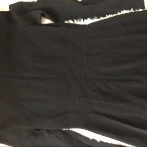 A.L.C. Dresses - NWT ALC Luca grommet black lace up dress